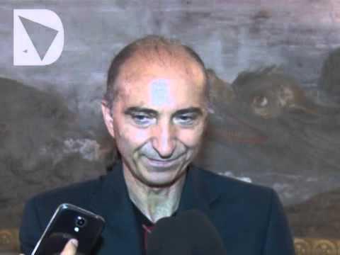 ARMANDO PUNZO SU VOLTERRA TEATRO 2015 - dichiarazione