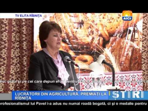 AICI TV  LUCRĂTORII DIN AGRICULTURĂ PREMIAȚI LA RÎBNIȚA