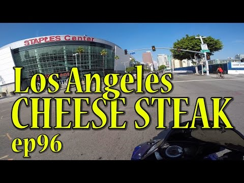 The Best Cheesesteaks in Los Angeles?