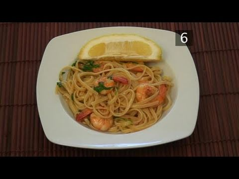 How To Cook Fresh Prawn And Chilli Linguine
