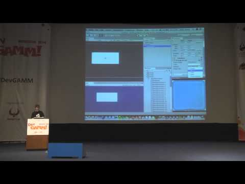 Unity: A Hands-On Guide to Unity's New GUI System (DevGAMM Moscow 2014)