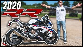 7. I BOUGHT MY DREAM BIKE! - 2020 BMW S1000RR M
