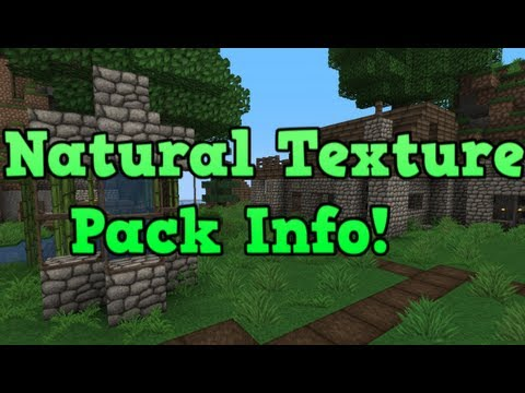 Minecraft Xbox 360   Natural Texture Pack Info + Release Date Prediction