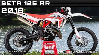 7. 2018 BETA 125 RR Review Rendered Price Specs Release Date