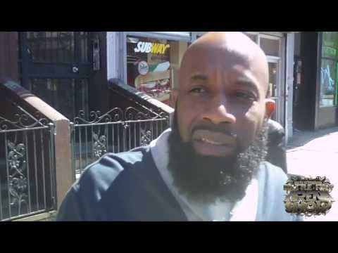 URL Battle Rap Arena: BTS – URL Staff Outside the PG's (4-6-13)