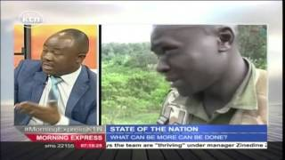 State of the Nation: Wildlife Poaching and Conservation 28th April 2016