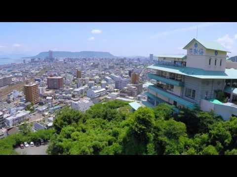 高松の温泉旅館 花樹海