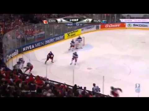 Хоккей: Канада - Россия. 6:1. Чемпионат мира 2015. Финал. (видео)