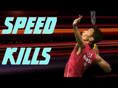 Lee Chong Wei - Crazy Speed & SKILLS - The very best