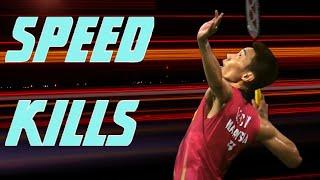Video Lee Chong Wei - Crazy Speed & SKILLS - The very best MP3, 3GP, MP4, WEBM, AVI, FLV Agustus 2018
