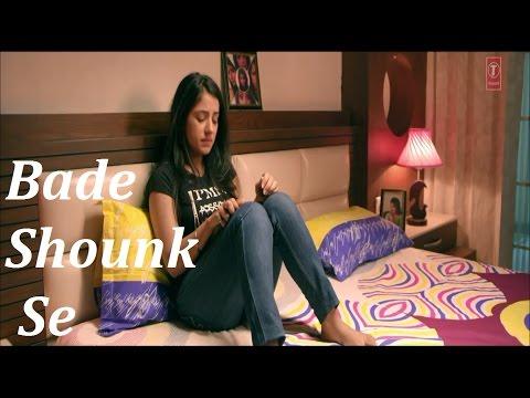 BADE SHOUNK SE Full Audio   Luv Shv Pyar Vyar   GAK and Dolly Chawla