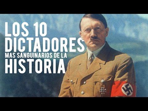 ¿Es Adolf Hitler El Dictador Que Ha Matado A Más Gente?