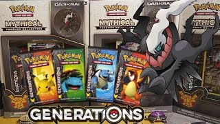 Family Pokemon TCG Mythical Darkrai Collection Box Opening Battle ! Worst boxes ever? by Papa Blastoise