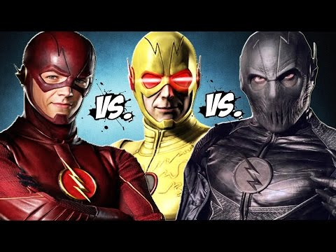 THE FLASH Vs REVERSE FLASH Vs ZOOM