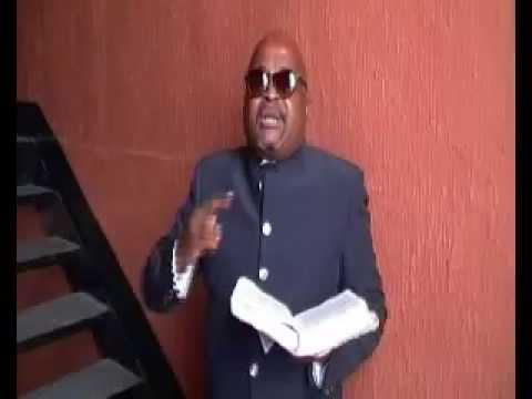 TÉLÉ 24 LIVE: BISHOP ÉLISÉE – LE CONGO DE DEMAIN SERA BÂTIT SUR LE PARDON, L'AMOUR ET LA PAIX