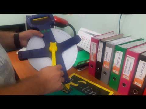 Рулетка геодезическая металлическая лента matrix master 31445