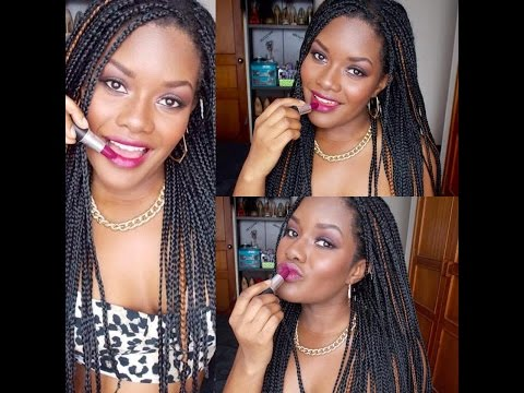 Labial MAC REBEL+Paleta REVEALED 2 + Paleta NAKED 3 / Maquillaje Para Piel Morena...TUTORIAL DC
