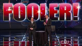 Kostya Kimlat Fools Penn & Teller // Fool Us: Penn's Favorite Card Trick