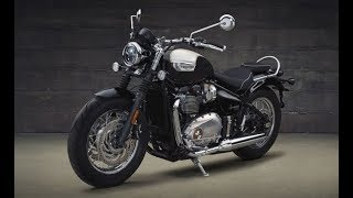 1. 2018 Triumph Bonneville : specification
