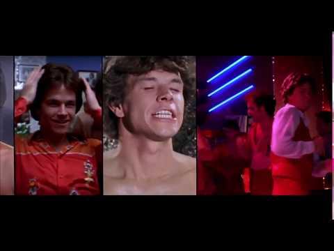 Boogie Nights 1997 - Mark Wahlberg - Brilliant Dancer