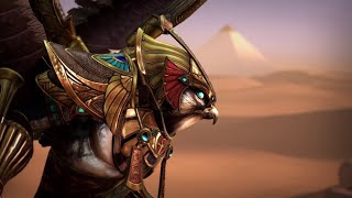 Smite - Horus and Set Reveal Trailer by GameTrailers