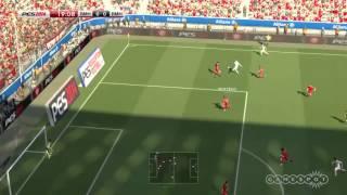 PES 2014 FIRST GAMEPLAY (original)