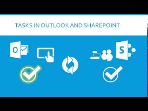 Sync SharePoint 2013 tasks with Outlook 2013