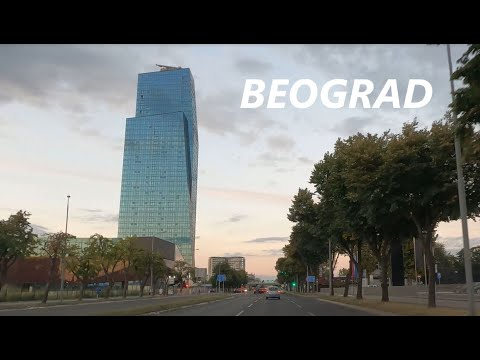 BEOGRAD  |  Grad sa najlepšim ulicama  |  septembar 2021