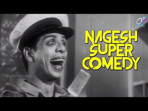 Nagesh Super Comedy | Thaikku Thalaimagan Comedy | Manorama | MGR | Jayalalitha | S. V. Ranga Rao