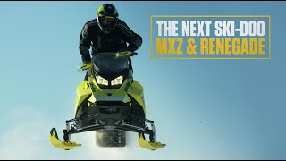 10. 2017 Ski-Doo : The Next MXZ & Renegade