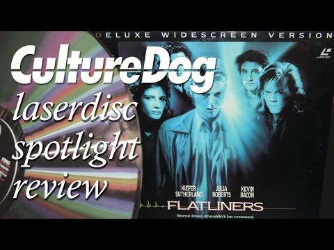 Laserdisc Spotlight Review – Flatliners (1990)