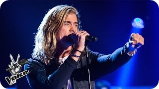 Rick Snowdon- 'I Put a Spell on You' - The Voice UK 2016