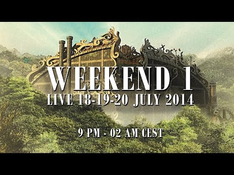 video Tomorrowland 2014 | Live First Weekend