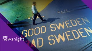 Download Video Sweden: Truth, lies and manipulated narratives? - BBC Newsnight MP3 3GP MP4