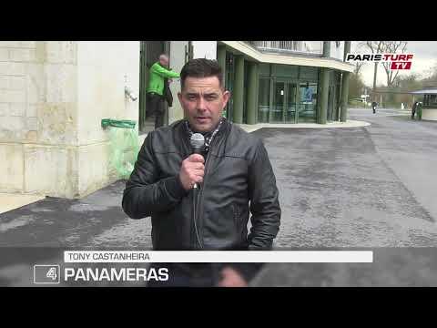 Quinté lundi 19/03 : «Panameras (n°4) revient bien»
