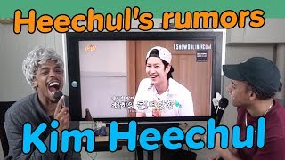 Video Kim Heechul's rumors [LO SIENTO by Super Junior ft. Leslie Grace OUT NOW] | REACTION MP3, 3GP, MP4, WEBM, AVI, FLV April 2018