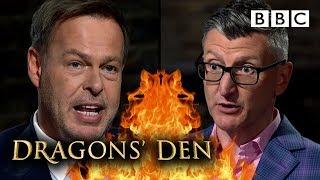 Video Peter Jones' reality check for overconfident tech entrepreneur! | Dragons' Den - BBC MP3, 3GP, MP4, WEBM, AVI, FLV Agustus 2019