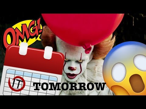 IT 2017 (Official Trailer Tomorrow)