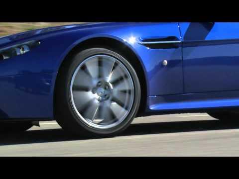 Aston Martin  2012 Aston Martin Vantage S | Video