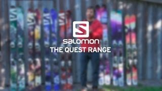 Salomon Q Skis 2014