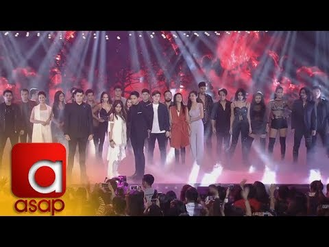 "ASAP: The Cast Of ""La Luna Sangre"" On ASAP Stage"