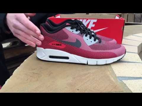 Nike Air Max 90 Jacquard Gold Trophy Pack Ivory Gold