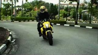 6. Kawasaki ER6N 2012 Review