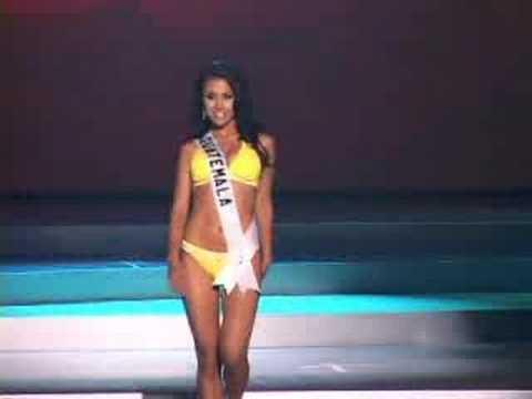 Guatemala - Miss Universe 2008 Presentation - Swimsuit