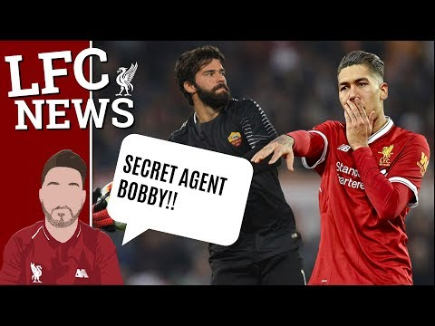 Alisson Has Asked Firmino About Liverpool! LIVE STREAM  #LFC Latest Transfer News