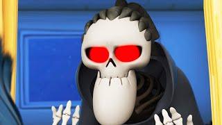 Video Spookiz | Insegnante di scheletro ottiene i capelli | Cartoni animati per bambini | WildBrain MP3, 3GP, MP4, WEBM, AVI, FLV September 2019
