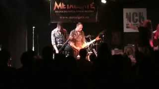 Video 26.4.2014 MetalGate Finále (Next to my Grave,You don't know)
