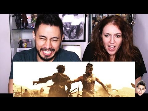 Video BAAHUBALI trailer reaction by Jaby & Hope! download in MP3, 3GP, MP4, WEBM, AVI, FLV January 2017