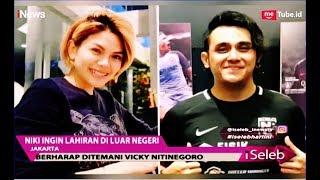 Video Nikita Mirzani Ingin Lahiran di Luar Negeri dan Ditemani Vicky Nitinegoro - iSeleb 15/03 MP3, 3GP, MP4, WEBM, AVI, FLV Juni 2019