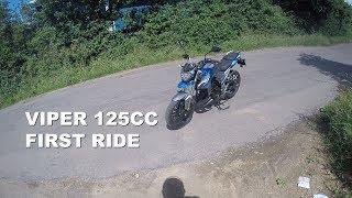 Download Lagu Lexmoto Viper 125cc: First Ride Mp3